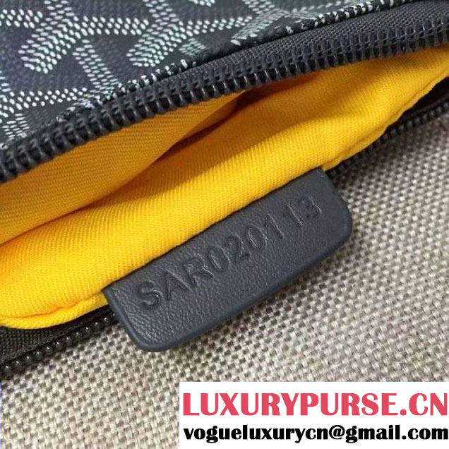 Goyard Small Zipped Pouch In Gray (1A171-6090225 )