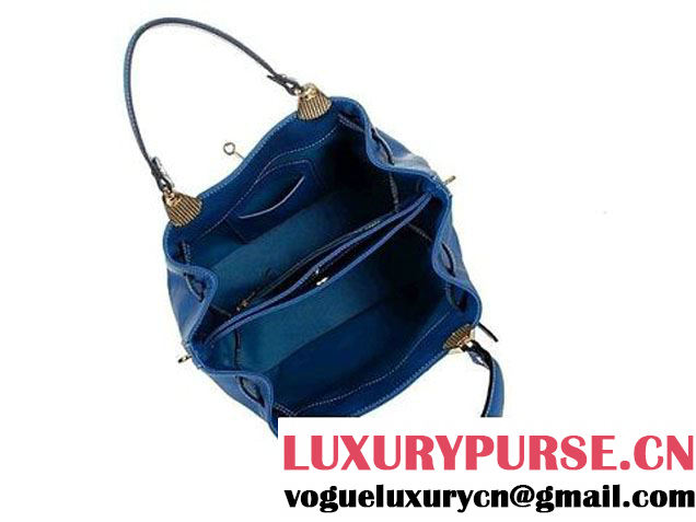 Hermes Mini So Kelly 30CM Bag H2048 Blue