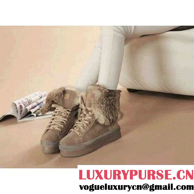 Louis Vuitton Step up sneaker boot in camel (GDD2L3103-1-1416 )